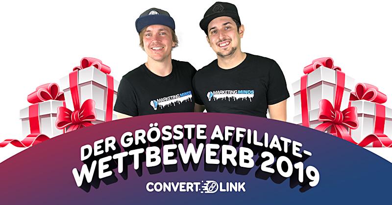 Convertlink-Affiliatewettbewerb