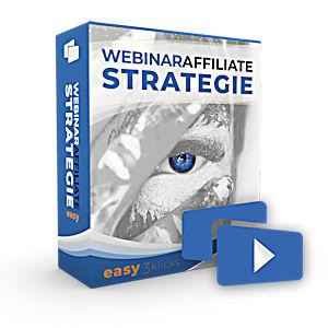 Webinar Affiliate Strategie
